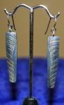 earrings - Turid Senungetuk