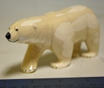 Ivory and baleen polar bear $925