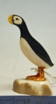 Ivory puffin   $210