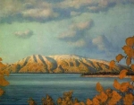 Machetanz, Fred; Across the Inlet $375